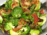Brussel Sprouts: The Bacon Edition